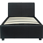 more details on Hygena Sheridan Single Ottoman Bed Frame - Black.