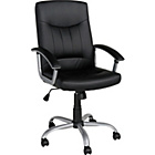 more details on Elliot Gas Lift Office Chair - Black.