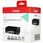 more details on Canon PGI-29 Ink Cartridge Multipack.