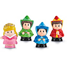 more details on Fisher-Price Little People Disney Princess Buddy Pack.