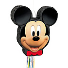 more details on Disney Mickey Mouse Flat Pull Pinata.