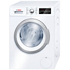 more details on Bosch WAT28460GB 8KG 1400 Spin Washing Machine - White.