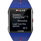 more details on Polar V800 GPS Watch with Heart Rate Monitor - Blue.