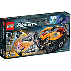 more details on LEGO® Agents Drillex Diamond Job Toy - 70168