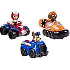 more details on Paw Patrol Rescue Racers Team Pack 2 - 3 Pack.