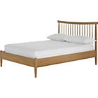 more details on Heart Of House Dorset Spindle Kingsize Bed Frame - Oak.