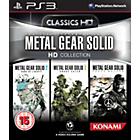 more details on Metal Gear Solid HD Collection PS3 Game.