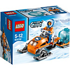 more details on LEGO® CITY Arctic Snowmobile - 60032.