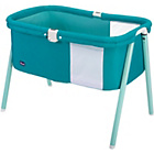 more details on Chicco Lullago Crib - Green Jam.
