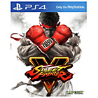 more details on Street Fighter V PS4 Pre-order Game.