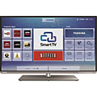 more details on Toshiba 40L5453DB 40 In Full HD Freeview HD 3D Smart LED TV.