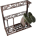 more details on Fallen Fruits Small Cast Iron Boot Rack.