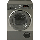 more details on Hotpoint Ultima S-Line SUTCD97B6GM Tumble Dryer - Graphite