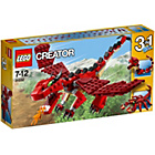 more details on LEGO Creator Rec Creatures Toy - 31032