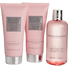 more details on Baylis & Harding Women's Rhubarb and Vanilla Trio Gift Set.