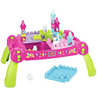 more details on Mega Bloks First Builders Lil' Princess Fairytale Table.