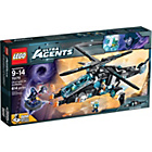 more details on LEGO® Agents UltraCoptor vs. AntiMatter Toy - 70170