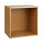 more details on Mountrose Cube Storage Unit - Beech.