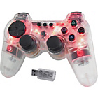 more details on PS3 Wireless Controller - Glowing Red.