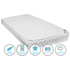 more details on Kinder Valley Super Deluxe Pocket Sprung Cot Mattress.
