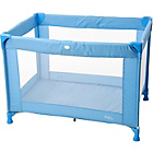 more details on Red Kite Sleeptight Travel Cot - Blue.