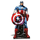 more details on Marvel Captain America Medium Carboard Cut-Out.