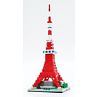 more details on Nanoblock Tokyo Tower Deluxe Edition.