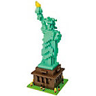 more details on Nanoblock Statue of Liberty.