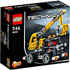 more details on LEGO® Technic Cherry Picker - 42031.