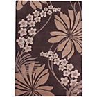 more details on Ohelo Rug - 160x230cm - Chocolate.
