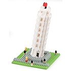 more details on Aanoblock Leaning Tower of Pisa Set.