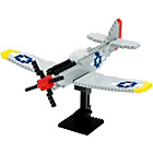 more details on Nanoblock P51 Mustang.
