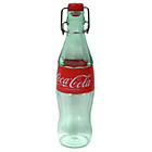 more details on Coke Swing Top Bottle 17oz.