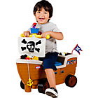 more details on Little Tikes Play 'n' Scoot Pirate Ship Playset.