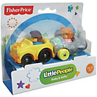 more details on Fisher-Price Little People 2 Pack of Wheelies.