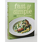 more details on 100 Fast and Simple Recipes.