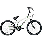 more details on Banzai 20 Inch White BMX Bike - Boys'.