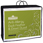 more details on Downland 15 Tog Duck, Feather and Down Duvet - Double.