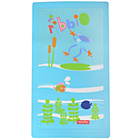 more details on Fisher-Price Froggy Friends Temperature Change Bath Mat.