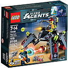 more details on LEGO® Agents Spyclops Infiltration Toy - 70166