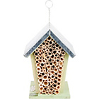 more details on Fallen Fruits Bee House.