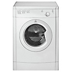 more details on Indesit IDV75W Vented Tumble Dryer - White/Exp Del.