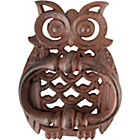 more details on Fallen Fruits Cast Iron Owl Door Knocker.