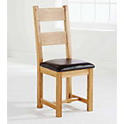 more details on Mountrose Marvin Oak (Pair Of) Dining Chair.