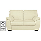more details on Milano Regular Leather Sofa - Ivory.