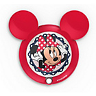 more details on Philips Disney Minnie Mouse LED Night Light - Red.