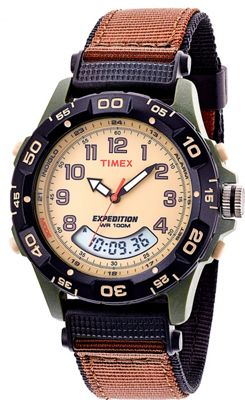 buy timex s expedition at argos co uk