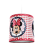 more details on Philips Disney Minnie Mouse Pendant Lightshade - Red.
