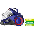 more details on Vax Dynamo Strike Total Home Bagless Cylinder Vacuum Cleaner