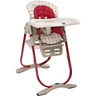 more details on Chicco Polly Magic Highchair - Pois.